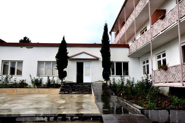 Гостиница Лизи в Кахетии