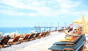 Лучшие пляжи Грузии по отзывам туристов