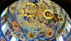 Новоафонский монастырь – возродившийся православный храм
