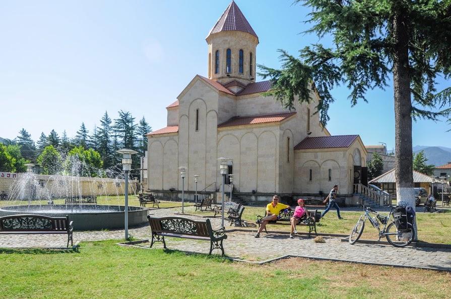 церковь-Багдати