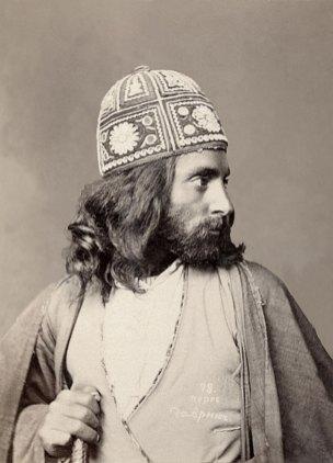 Первый грузинский профессиональный фотограф Александр Роинашвили