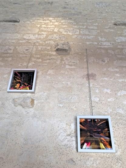 Vue de l'exposition Sculpter la Photographie, 2016, Réinterprétations dimensionnelles