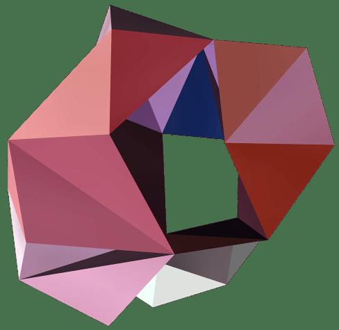 """""""RER C, II"""", Réinterprétation dimensionnelle n° r_377-2 c1, 2016"""