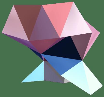 """""""RER C, II"""", Réinterprétation dimensionnelle n° r_377-2 c2, 2016"""