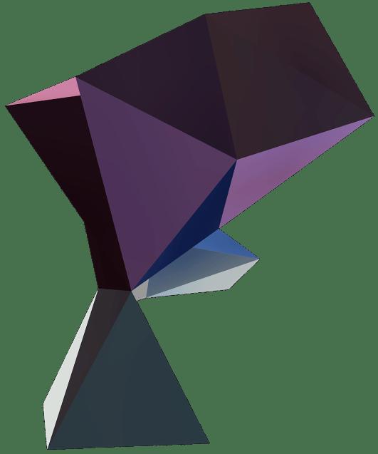 """""""RER C, II"""", Réinterprétation dimensionnelle n° r_377-2 c5, 2016"""