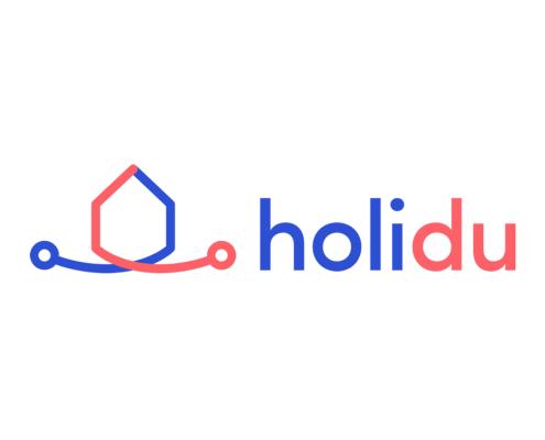 Holidu Logo Website