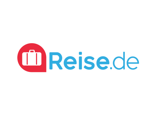 Reise de Logo Website