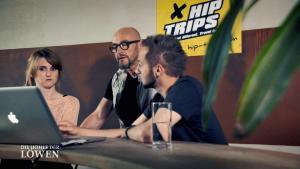 Gründer Hip Trips mit Jochen Schweizer