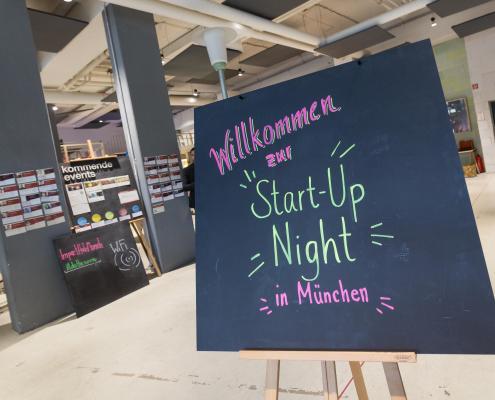 Start-up Night Muenchen