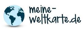 Logo meine Weltkarte Blogbeitrag