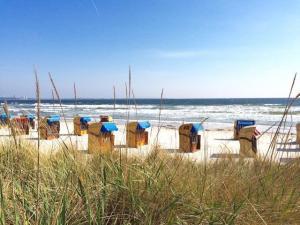 Strandkörbe Strandbutler