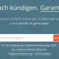 Ab Oktober 2016: Online-Kündigung ohne Unterschrift möglich