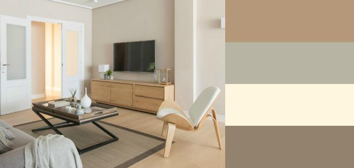 1af7ed433dbc8 Tabuľka: podlaha, strop, steny, nábytok vám pomôže nájsť perfektné riešenie  pre každú jednotlivú miestnosť. Nebojte sa experimentovať. Musíte uspieť.