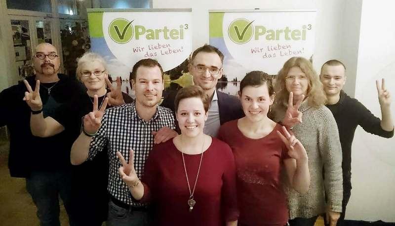 Kraftakt: Fünf weitere Landesverbände in vier Tagen gegründet