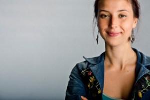 Elena Tzara spricht zum Grundeinkommen