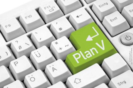 Plan V für die Umweltwende in Gang setzen