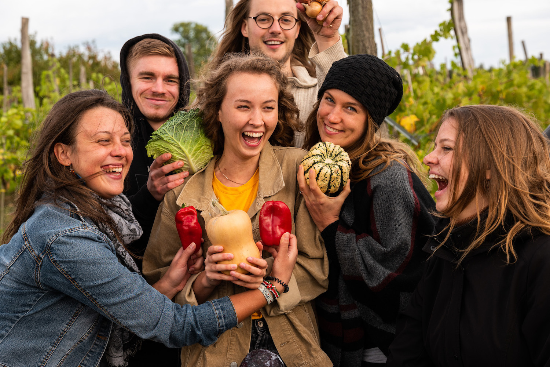 So geht bio-vegan: solidarische Landwirtschaft in Berlin/Brandenburg