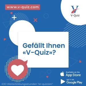 Gutberaten Stunden online erhalten mit V-Quiz
