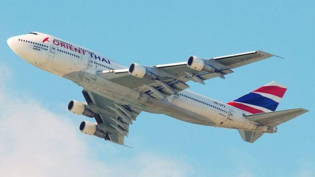 Авиакомпания-лоукостер Orient Thai Airlines в Тайланде