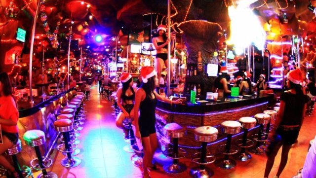 Клуб Tiger Disco на Патонге