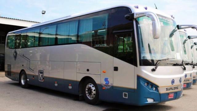 Автобус из Паттайи в Хуа Хин