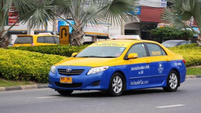 Такси из Паттайи в Хуа Хин