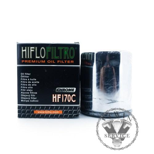 Масляный фильтр HIFLO HF170С