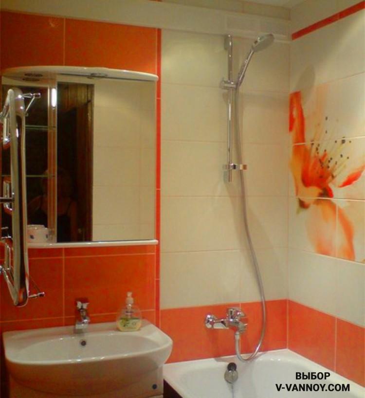 дизайн маленькой ванной комнаты фото 2019 современные идеи 5