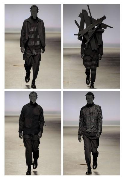 British Menswear Designer