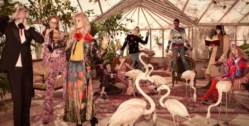 Alessandro Michele for Gucci