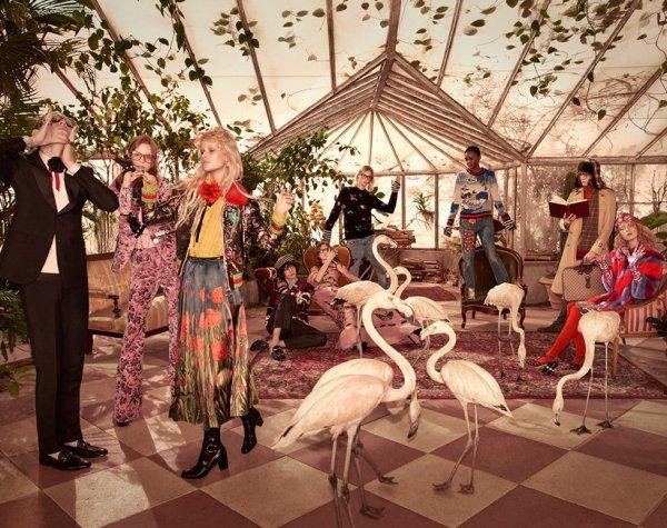 Alessandro Michele for Gucci