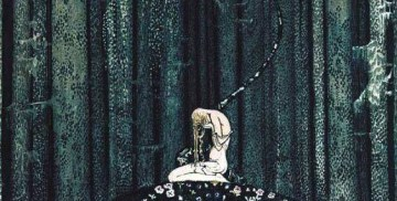 Kay Nielsen. In the Dark Wood