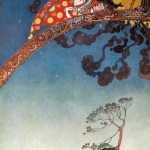 As far away from the Castle. Kay Nielsen