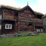 Venicular architecture of Norway