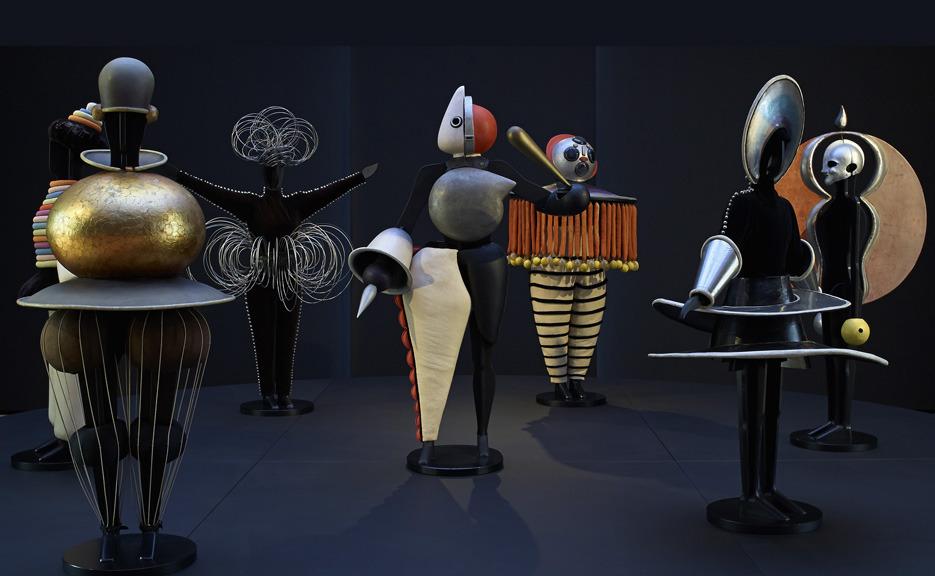 The Bauhaus Ballet