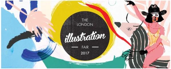 London Illustration Fair 2017
