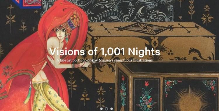 1001 nights by Taschen