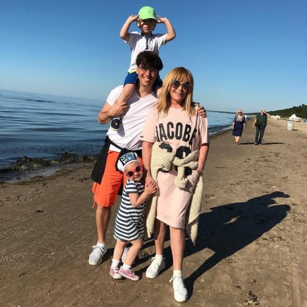 Максим Галкин показал трогательный семейный снимок ...