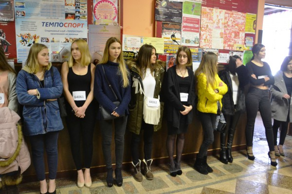 Как приходят кастинги Топ-модели по-украински (фото)