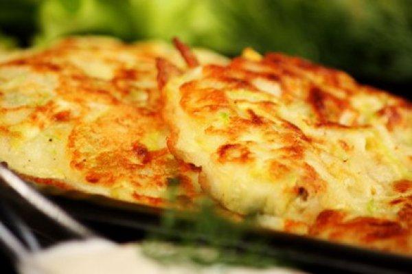 Оладьи из кабачков рецепт с фото пошагово