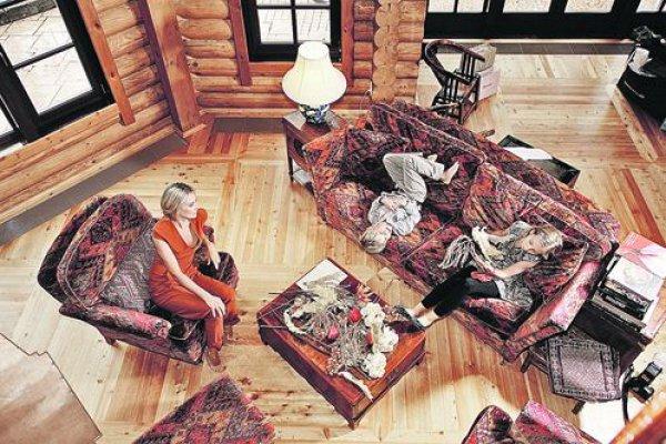 Интерьер дома Юлии Высоцкой и ее супруга - Дизайн ...