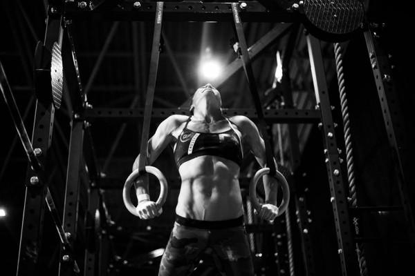Звезда украинского CrossFit Элина Литвинчук фото