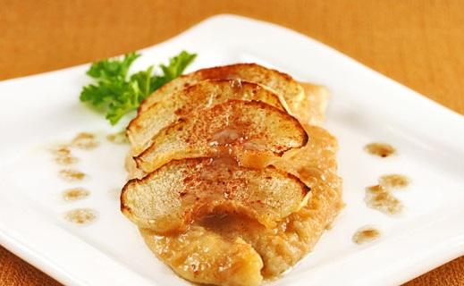 Куриное филе с яблоками - Рецепты. Кулинарные рецепты блюд ...