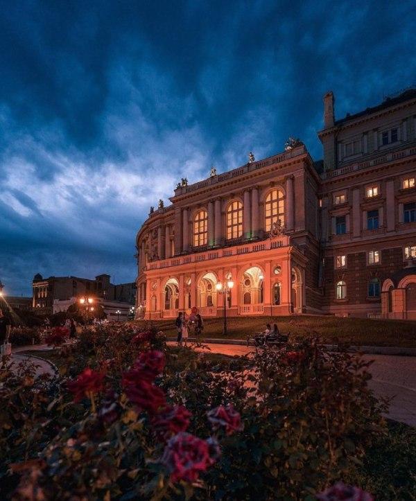 Список мест для красивых фото в Одессе - фото ...