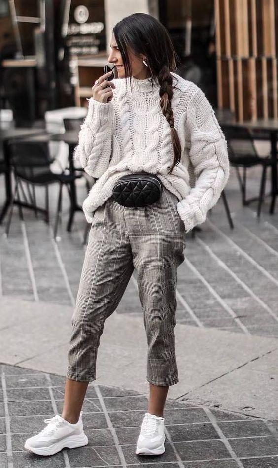 Модные свитеры осень-зима 2020-2021-фото
