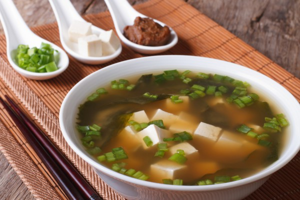 Рецепт: Мисо суп - Рецепты. Кулинарные рецепты блюд с фото ...