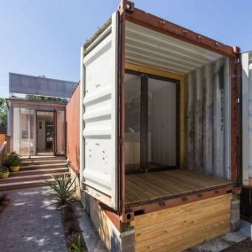 Best shipping container house design ideas 51