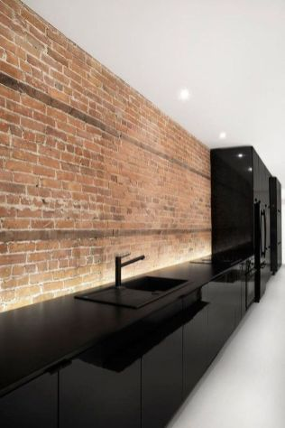 Modern and Contemporary Kitchen Cabinets Design Ideas 12
