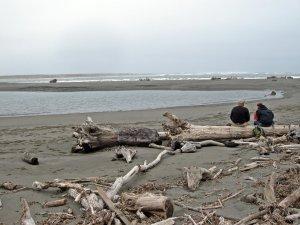Eel River Spit