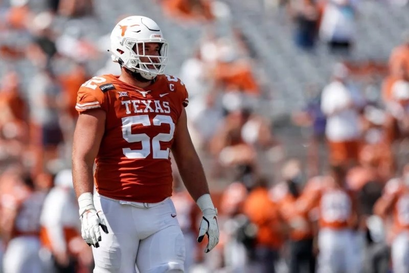 Samuel Cosmi, OT, Texas - NFL Draft Player Profile | PFN